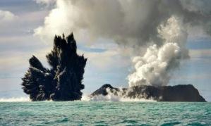 Tonga-eruption